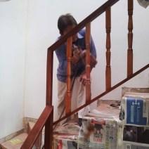 Remodelacion Bogota Instalacion de Escalera 1